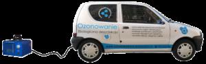 odgrzybianie klimatyzacji ozonowanie u klienta bygdoszcz